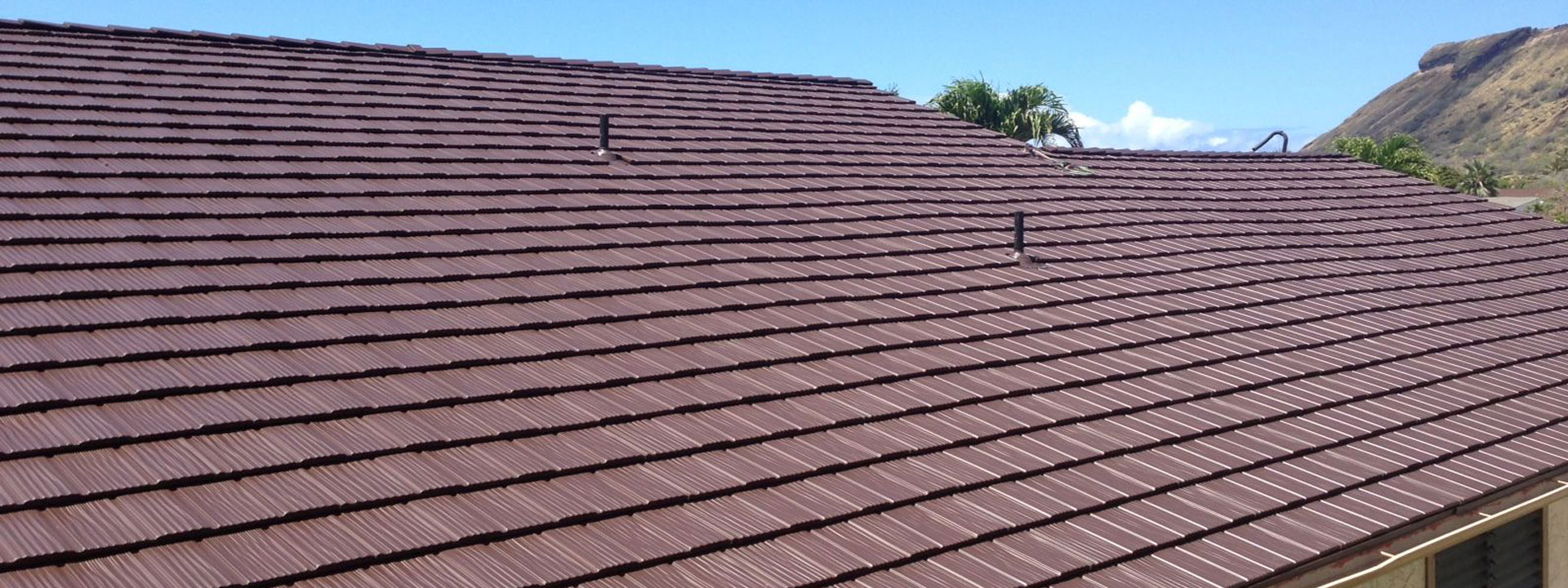Hawaii Metal Roof