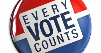 """Every Christian Votes"" Project"