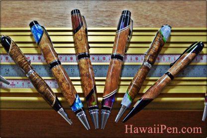 Hawaiian Wood Stationary