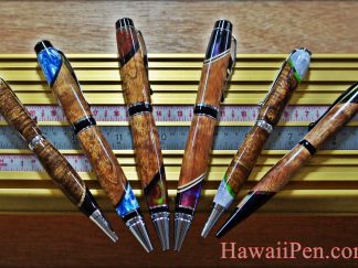 Hawaiian Wood Stationary