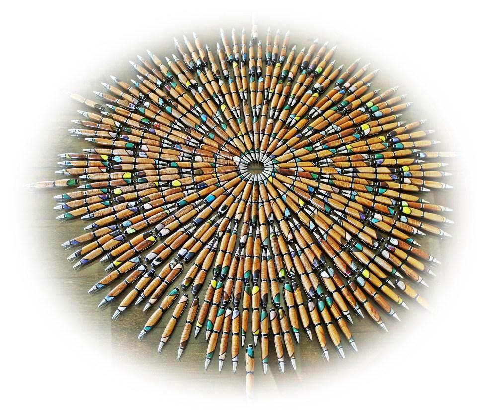 Koa Wood Pens