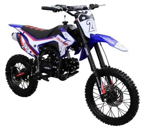 Coolster M-125 Dirt Bike 125cc Manual Dirt Bike