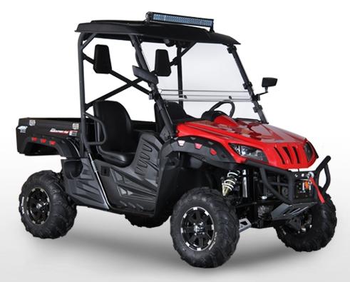 BMS Motorsports UTV 700cc Ranch Pony 4x4