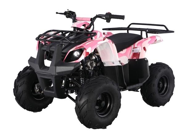TAO Motor D-125 ATVTAO Motor D-125 ATV