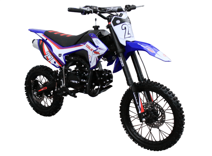 Coolster M-125 Dirt Bike