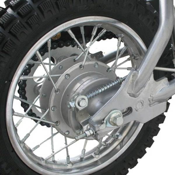 Coolster QG210 Dirt Bike 70cc - Rear Wheel
