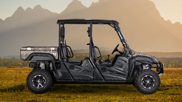 Ranch Pony-700 4S UTV 4-Door Hawaii