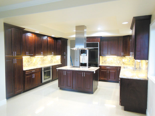 Tis The Season For New Cabinets Countertops Golden