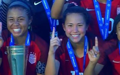 Pearl City's Fontes leads USA to U-17 World Cup Win before signing with UCLA.