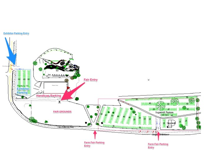 2016_HSFF_Kualoa_Parking_Map