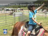 Residents brave the muggy conditions to attend outdoor events on Oahu – via KHON2 News – 7/11/2015