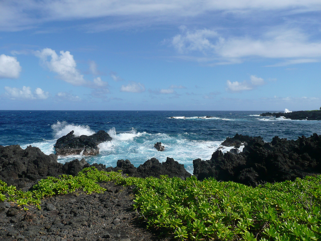 Waiʻanapanapa State Park