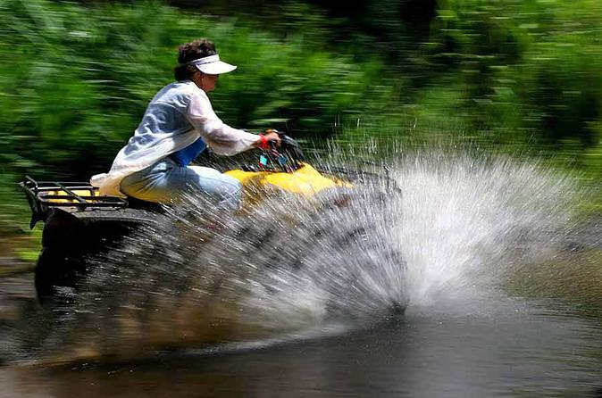 Big Island ATV Tour Through Waipio Valley on Hawaii