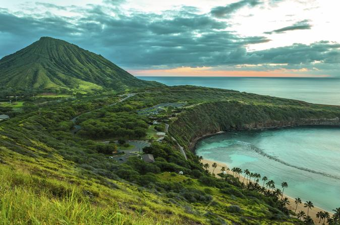 Diamond Head & Oahu Coast Half-Day Tour