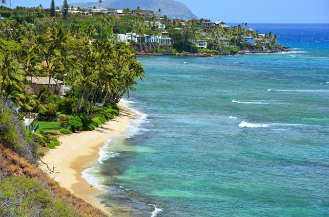 Diamond Head Trikke Guided Tour on Oahu