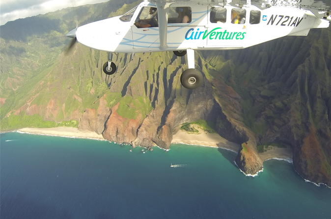 Entire Kauai Island Air Tour on Kauai