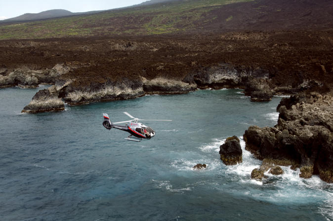 Maui Helicopter Tour Over Haleakala National Park and the Hana Rainforest on Maui