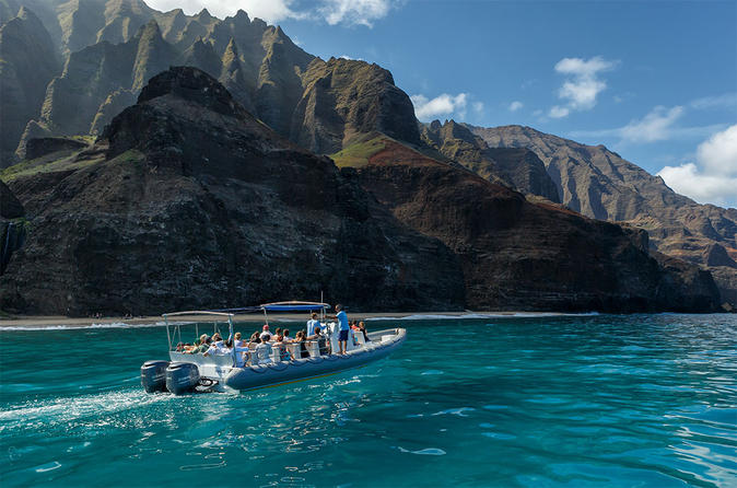 Napali Snorkel Adventure on Kauai