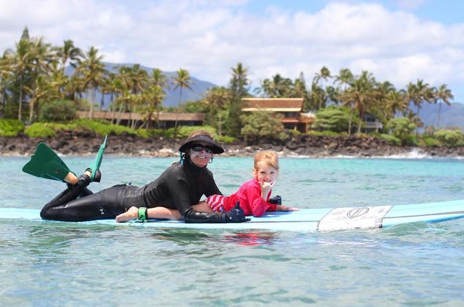 Oahu Private Surfing Lesson