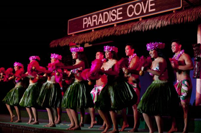Paradise Cove Luau on Oahu