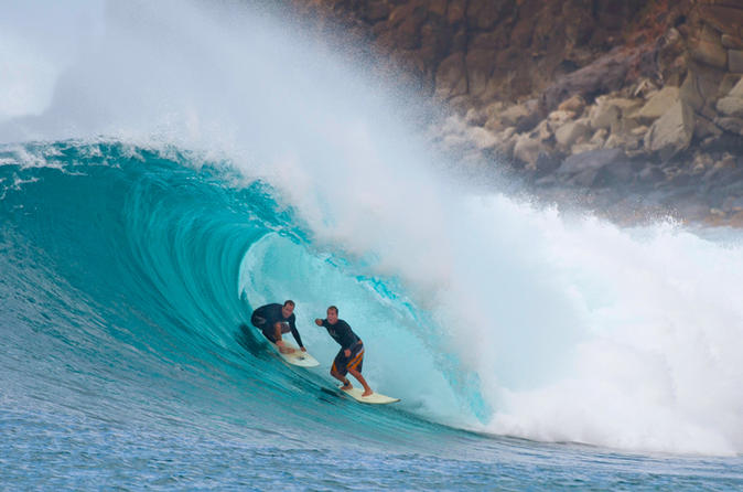 Private Surf Lesson for your group of 3-5 Near Lahaina on Maui