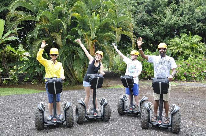 Segway Mala Pua Tour - 90 Minutes on Hawaii