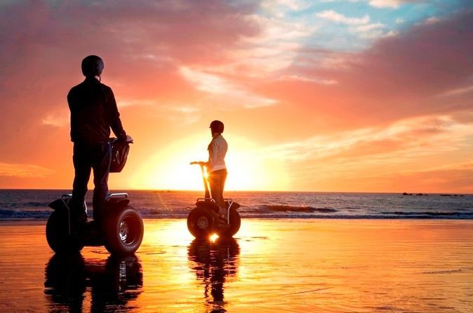 Sunset on the Beach Segway Tour on Oahu
