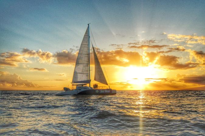 Sunset Sail on Maui