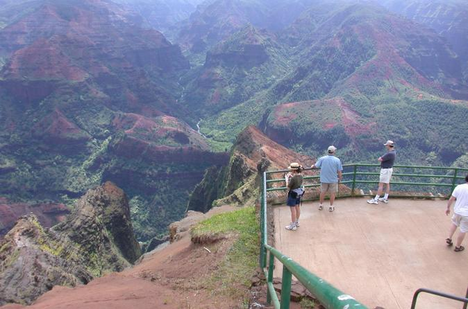 Waimea Canyon Bicycle Downhill on Kauai