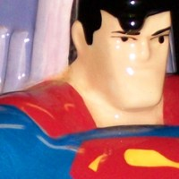 Warner Bros. Superman salt shaker (1999)