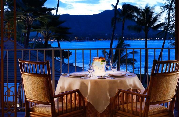 La Mer restaurant Halekulani Hotel