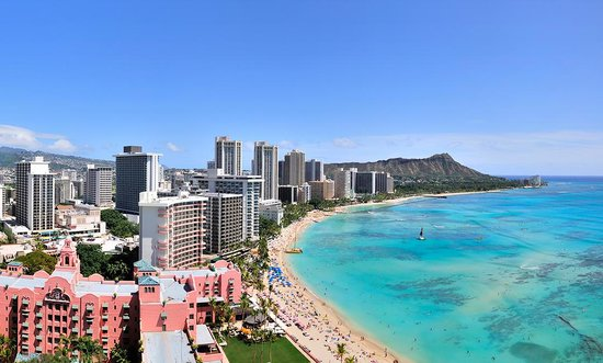 Hawaii Tourism issues report on accommodations in the Aloha State