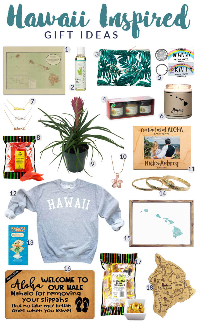 Hawaii Gift Ideas for the Holidays featured by top Hawaii blog, Hawaii Travel with Kids