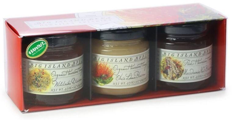 Hawaiian honey is an awesome Hawaii gift idea