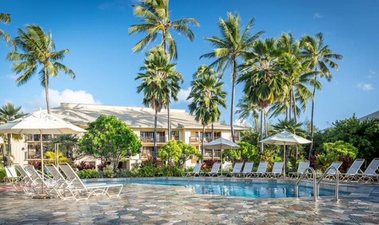 All the essential info on Kauai timeshares featured here on top Hawaii travel blog, Hawaii Travel with Kids: Kauai Beach Villas, Kauai, Hawaii--A beautiful Kauai Timeshare