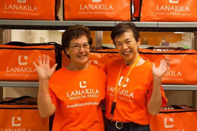 Holiday volunteer opportunities in Hawaii for families featured by top Hawaii blog, Hawaii Travel with Kids: Lanakila Meals on Wheels program in Hawaii