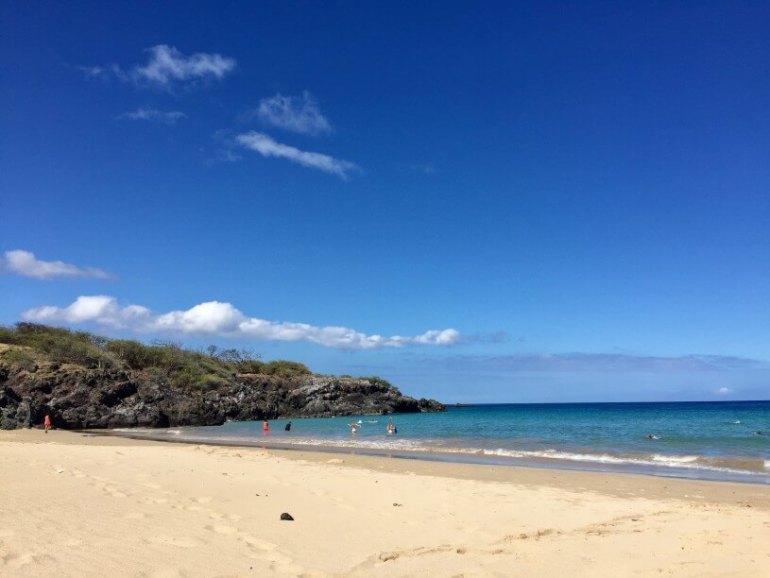 The Best Things to Do in Kona, Hawaii featured by top Hawaii blog, Hawaii Travel with Kids: Hapuna Beach, Kona, Big Island