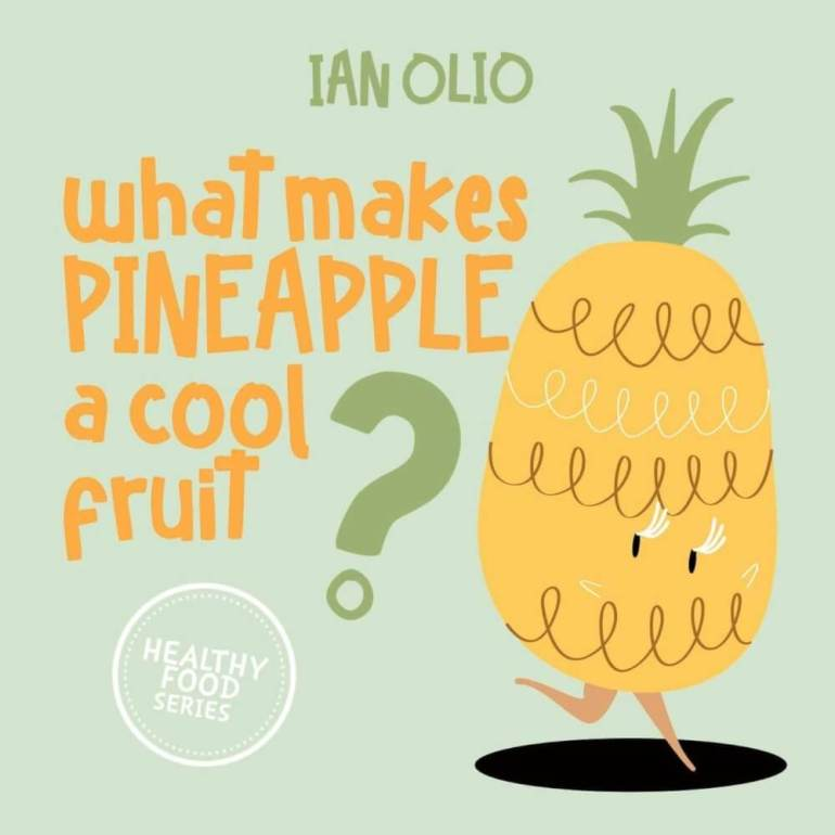 Pineapple Facts for Kids + FREE Printable featured by top Hawaii blog, Hawaii Travel with Kids
