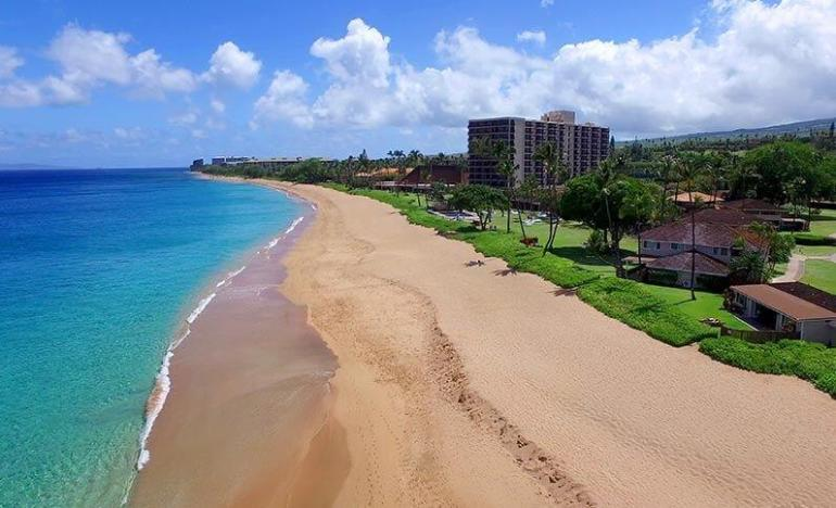 How to Plan a Hawaii Babymoon featured by top Hawaii blog, Hawaii Travel with Kids: Royal Lahaina Resort on Maui