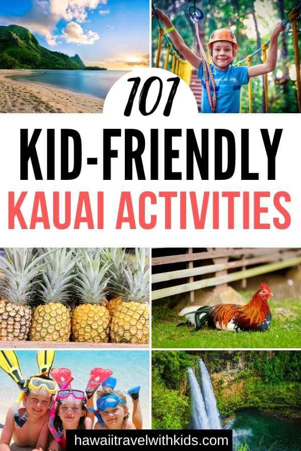 101 Best Things to Do on Kauai with Kids featured by top Hawaii blog, Hawaii Travel with Kids