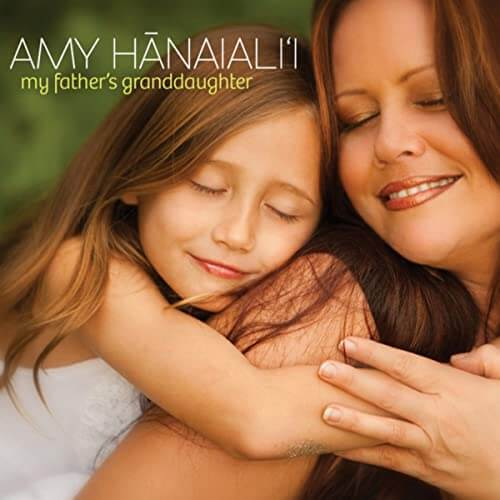 Best Hawaiian musical artists to listen to on Spotify and AmazonPrime, featured by top Hawaii blog, Hawaii Travel with Kids: Amy Hanaiali'i Palehua
