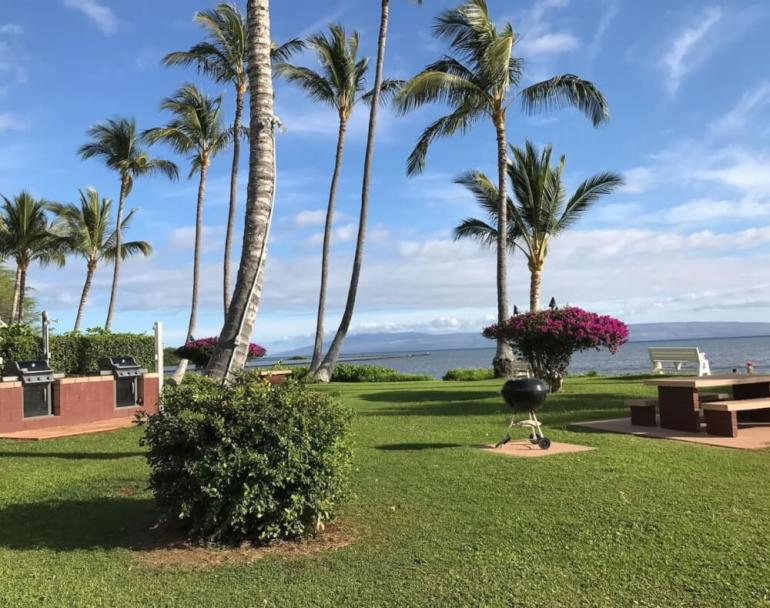 Hawaii on a Budget: 9 Cheap Places to Stay on Molokai featured by top Hawaii travel blog, Hawaii Travel with Kids: Beachfront Hale1 Island of Molokai | https://i1.wp.com/hawaiitravelwithkids.com/wp-content/uploads/2020/08/e5ff4689-c160-4f89-bb04-e0037312c884.jpg?w=770&ssl=1
