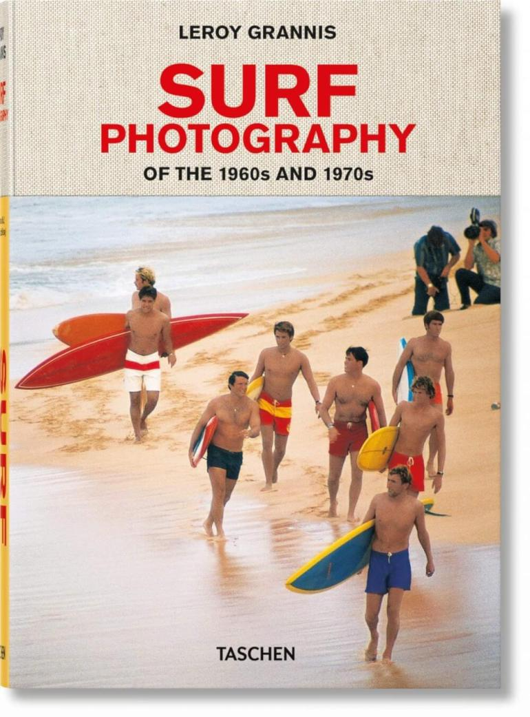 Hawaii Surfing Gifts featured by top Hawaii blog, Hawaii Travel with Kids: Surf Photography Book