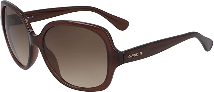 Don't forget your sunglasses on your packing list for Hawaii! Image of Calvin Klein sunglasses.