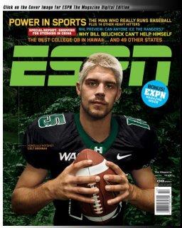 ESPN: The Magazine