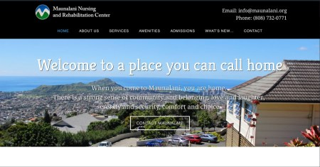 New Maunalani Website