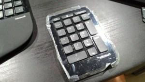 Sculpt 分離數字鍵盤