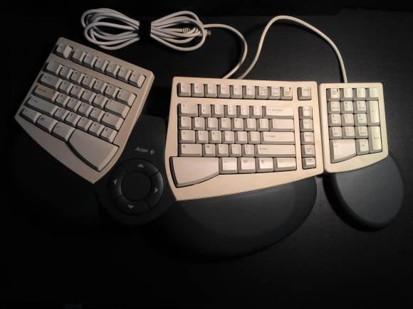 Acer Ergo-31 keyboard