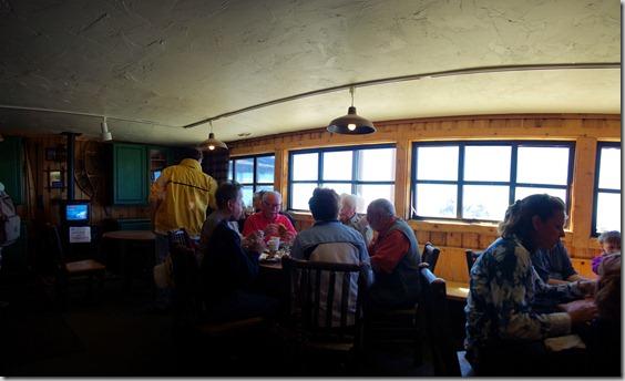 Corbett's Cabin on Rendezvous Mountain, Wyoming