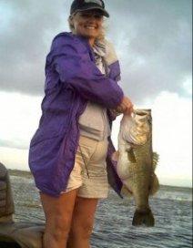 May Lake Okeechobee bass